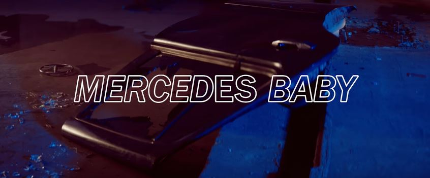 Photo of New VIDEO: Tyga ft 24hrs – Mercedes Baby