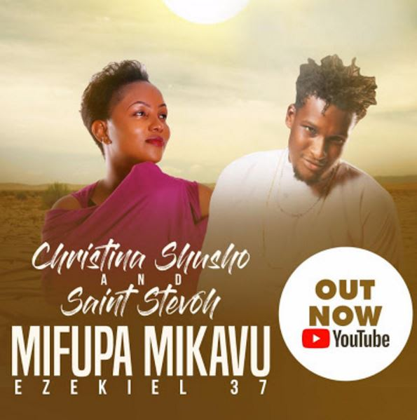 Photo of New AUDIO & VIDEO: Christina Shusho and Saint Stevoh – Mifupa Mikavu