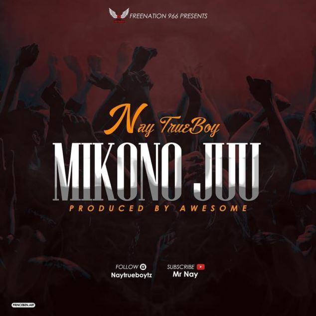 Photo of New VIDEO: Nay Wa Mitego – Mikono Juu