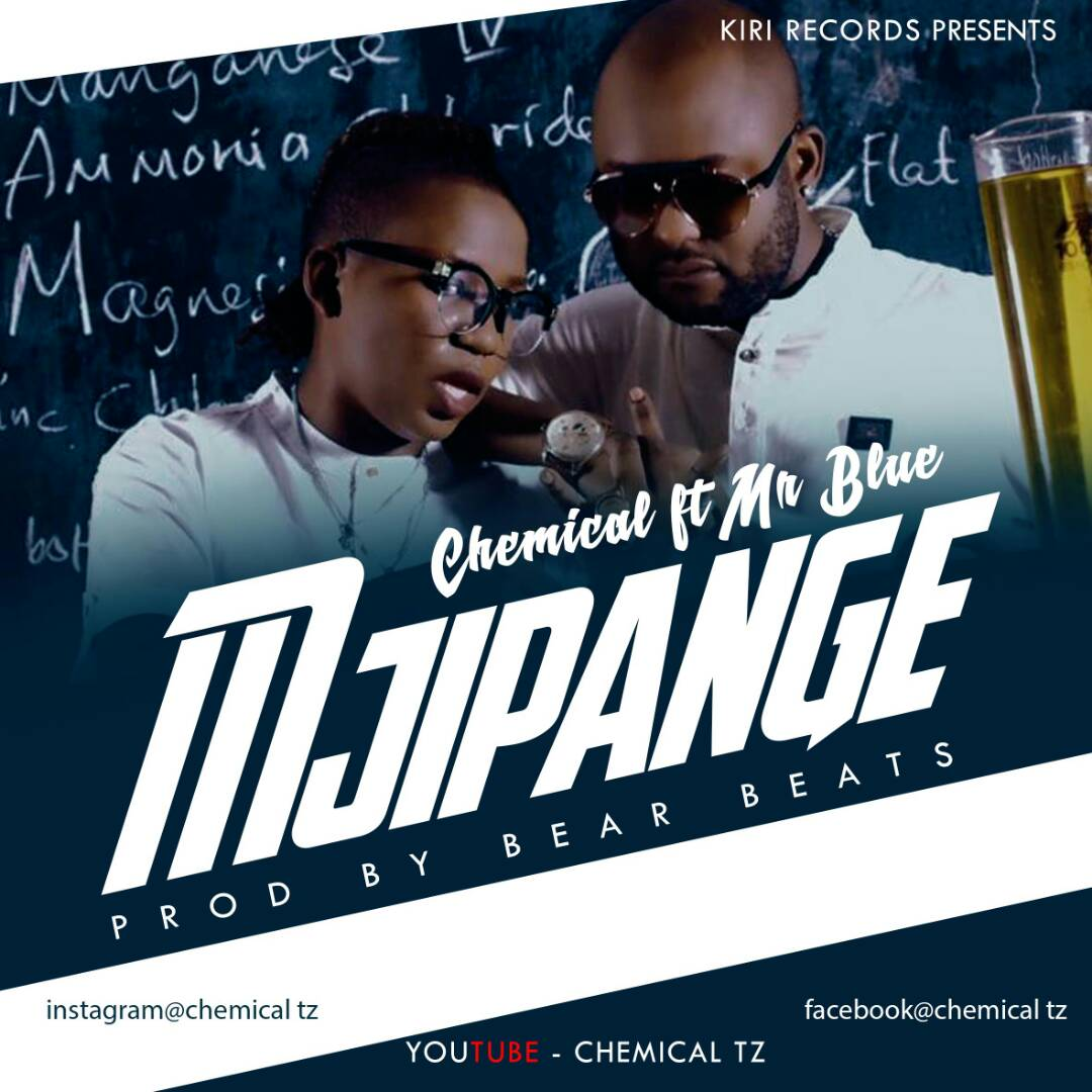 Photo of Instrumental | Chemical ft Mr Blue – Mjipange BEAT | Mp3 Download