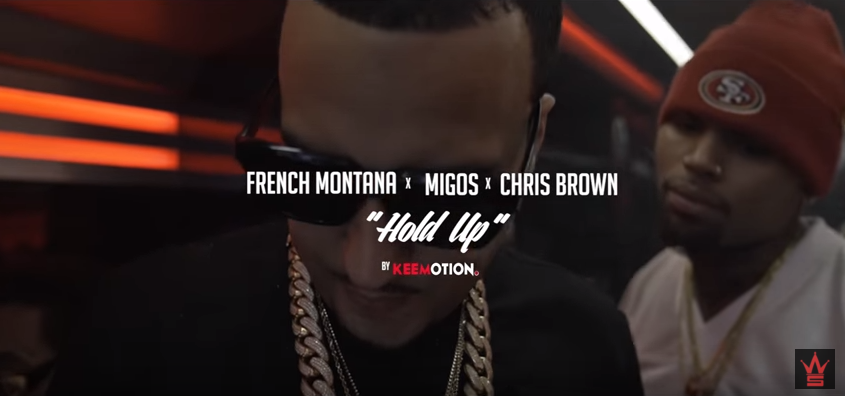 Photo of French Montana ft Chris Brown & Migos (Video) – Hold Up | Mp4 Download