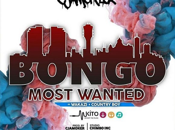 Photo of Audio | Cjamoker Ft. Wakazi & Country Boy – Bongo Most Wanted | Mp3 Download