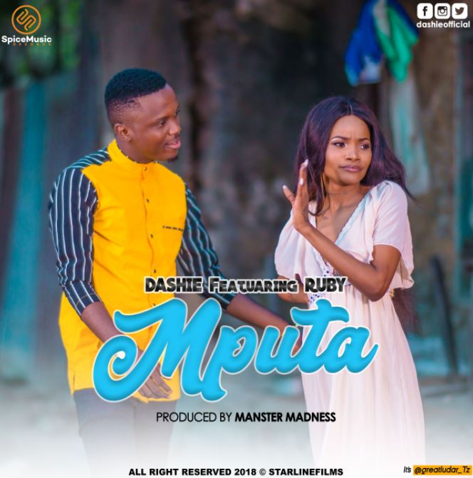 Photo of Audio | Dashie Ft. Ruby – Mputa | Mp3 Download