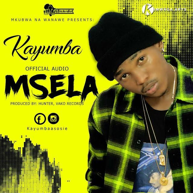 Photo of New VIDEO: Kayumba – Msela