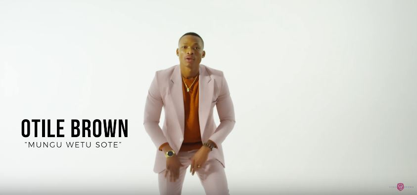 Photo of New VIDEO: Otile Brown – Mungu Wetu Sote (Good Life)
