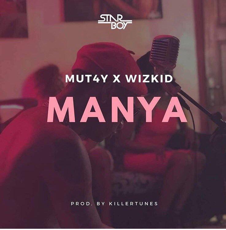Photo of New Audio | Mut4y X Wizkid – Manya