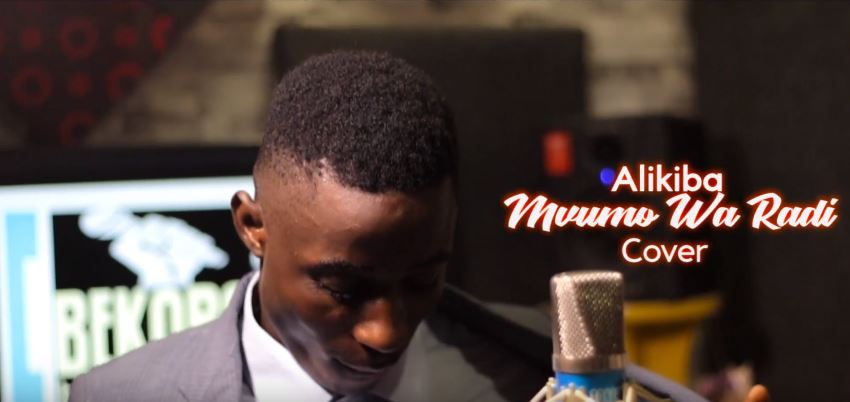 Photo of New VIDEO & AUDIO: Alikiba – Mvumo Wa Radi | Cover By Bosco Tones