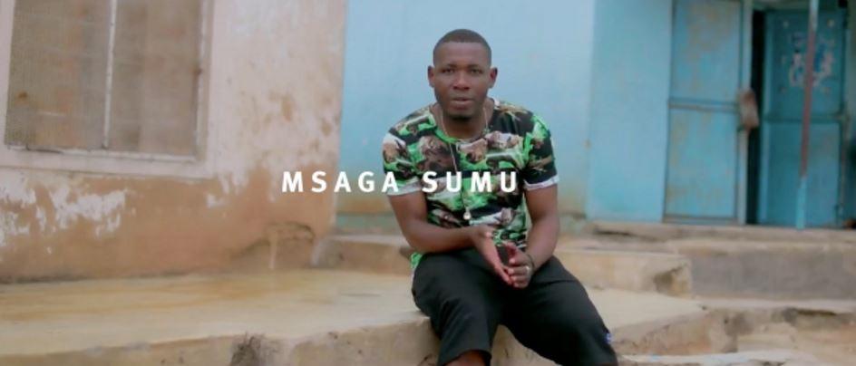 Photo of New VIDEO: Msaga sumu – Mwache Adange