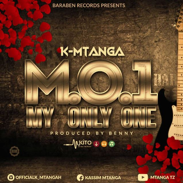 Photo of Audio | K-Mtanga – My Only One | Mp3 Download