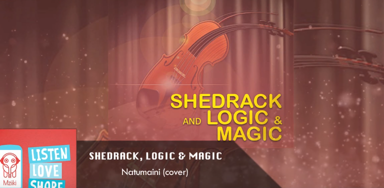 Photo of Audio | Shedrack And Logic & Magic – Natumaini COVER | Mp3 Download