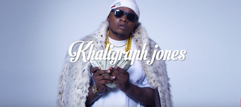 Photo of New VIDEO: Khaligraph Jones – NATAKA IYO DOH