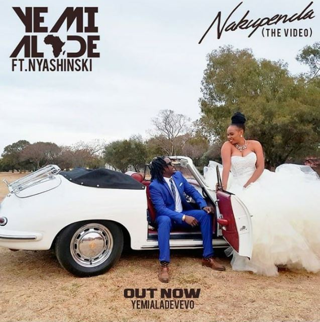 Photo of New VIDEO: Yemi Alade Ft Nyashinski – Nakupenda ( Swahili Version )
