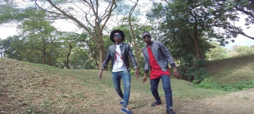Photo of New VIDEO: Mr. Mike & Hype Burton – Nakupenda