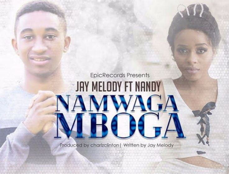 Photo of New VIDEO: Jay Melody Ft. Nandy – Namwaga Mboga