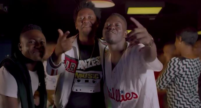 Photo of New VIDEO: Gazza Ft. Madee – Nani