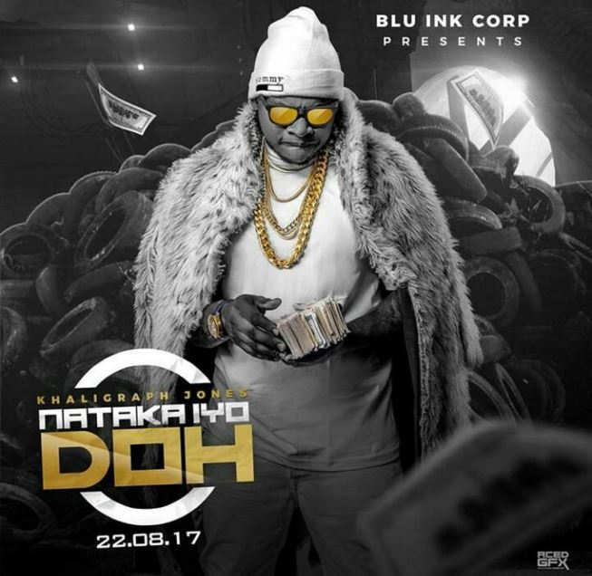 Photo of Audio | Khaligraph Jones – NATAKA IYO DOH | Mp3 Download