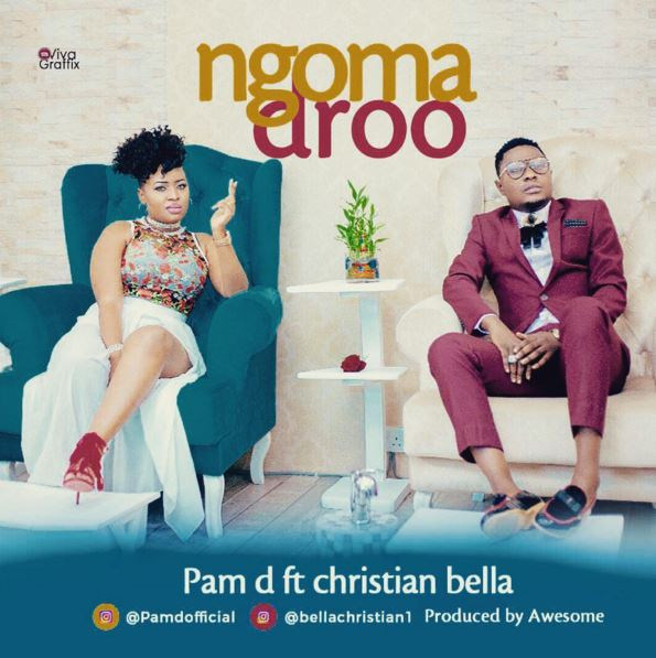 Photo of Audio | Pam D Ft Christian Bella – Ngoma Droo | Mp3 Download