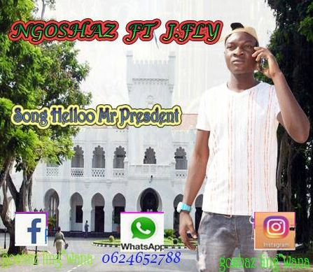 Photo of Audio | Ngoshaz ft J. Fly – Helloo Mr President | Mp3 Download