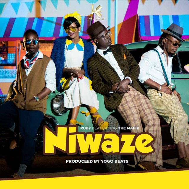Photo of New AUDIO: Ruby Ft. The Mafik – Niwaze | Download