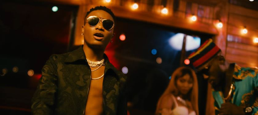 Photo of New VIDEO: DJ Spinall & Wizkid – Nowo