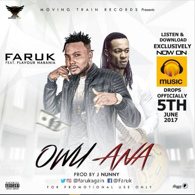 Photo of Audio | Faruk Ft. Flavour – Owu Ana | Mp3 Download
