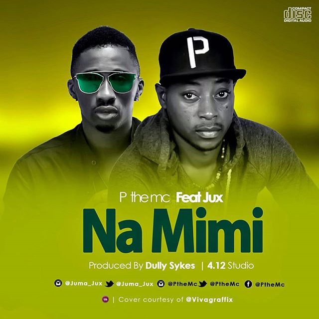 Photo of Audio | P The Mc Ft. Jux – Na Mimi | Download Mp3