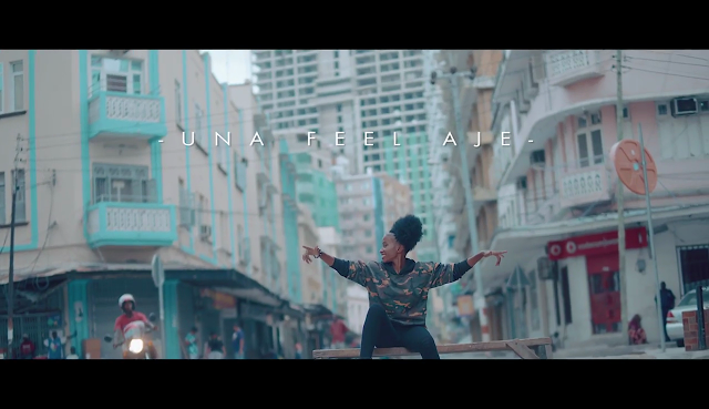 Photo of PINK (Video) – Unafeel Aje | Mp4 Download