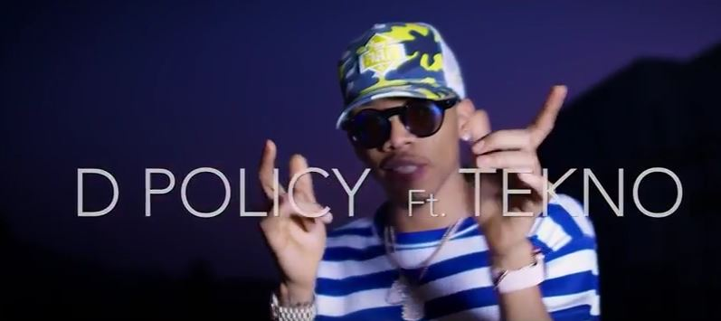 Photo of New VIDEO: D. Policy ft. Tekno – Pam Pam