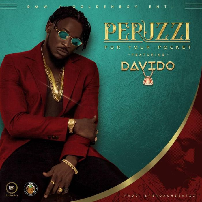 Photo of New Audio | Peruzzi ft Davido – For Your Pocket (Remix)