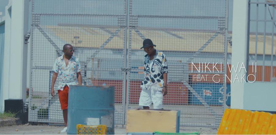 Photo of Nikki Wa Pili Ft. G Nako (Video) – Quality Time | Mp4 Download