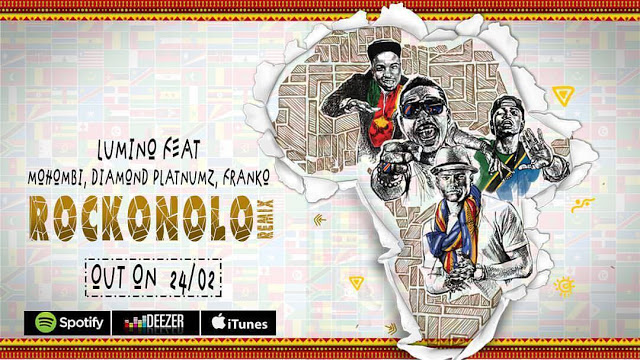 Photo of Audio | Lumino Ft. Mohombi, Diamond Platnumz, Franko – Lumino – Rockonolo (Remix) | Mp3 Download