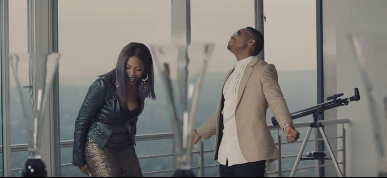 Photo of Donald Ft. Tiwa Savage (Video) – Rain Drops | Mp4 Download