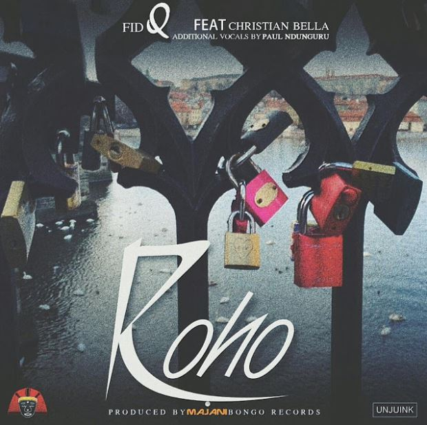 Photo of Audio | Fid Q ft Christian Bella – ROHO | Mp3 Download
