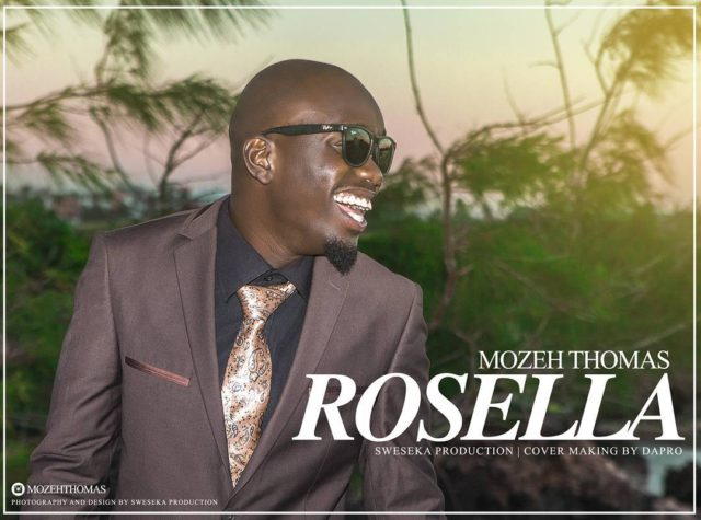 Photo of Audio | Mozeh Thomas – Rosella (Lady Jaydee Cover) | Mp3 Download