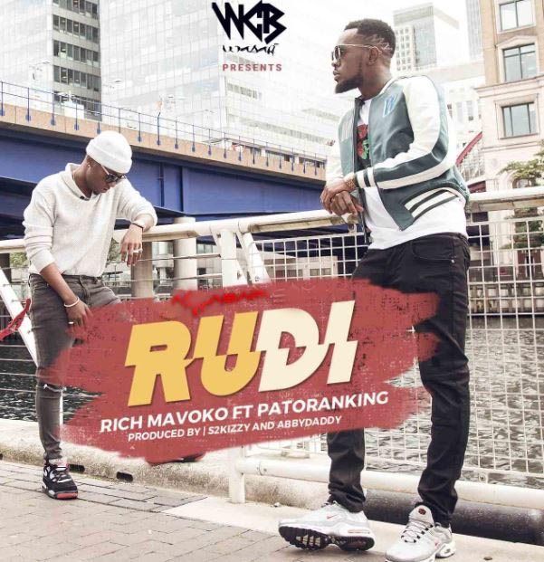 Photo of Audio | Rich Mavoko ft Patoranking – RUDI | Mp3 Download