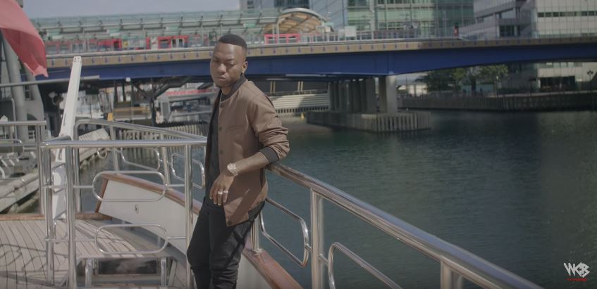 Photo of New VIDEO: Rich Mavoko ft Patoranking – Rudi