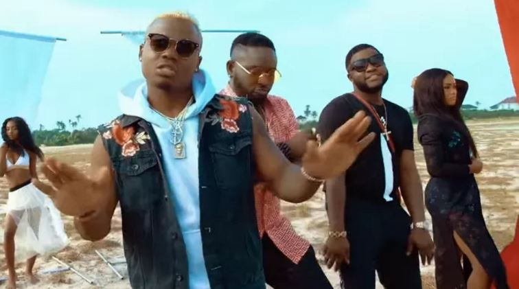 Photo of New VIDEO: Omo Akin ft. Harmonize & Skales – Sisi Maria (Remix)