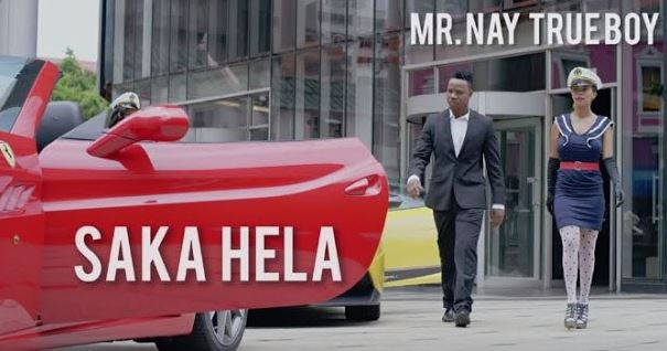 Photo of Nay Wa Mitego [ Mr Nay Trueboy ] (Official Video) – SAKA HELA | Download Mp4