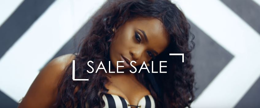 Photo of New VIDEO: Dayna Nyange – Sale Sale