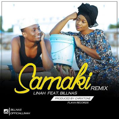 Photo of Audio | Linah Ft. Bill Nass – Samaki Remix | Mp3 Download