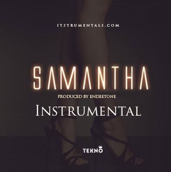 Photo of Instrumental: Tekno – Samantha (Prod. By Endeetones) | Download