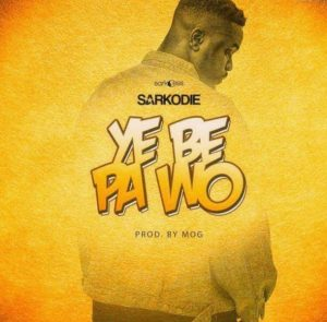Photo of New AUDIO | Sarkodie – Ye Be Pa Wo