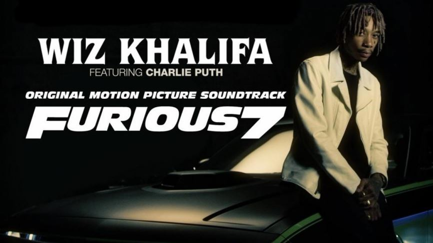 "Photo of Wiz Khalifa's ""SEE YOU AGAIN"" Becomes Most Watched Video on YOUTUBE"