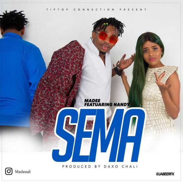 Photo of Audio | Madee ft. Nandy – SEMA | Mp3 Download