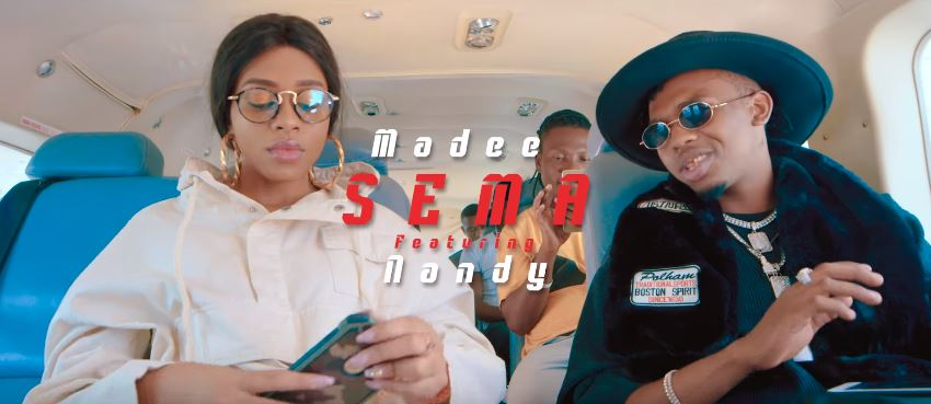 Photo of New VIDEO: Madee Ft Nandy – Sema