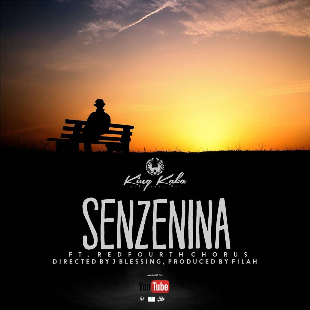 Photo of King Kaka Ft RedFourth Chorus (Video) – Senzenina | Mp4 Download