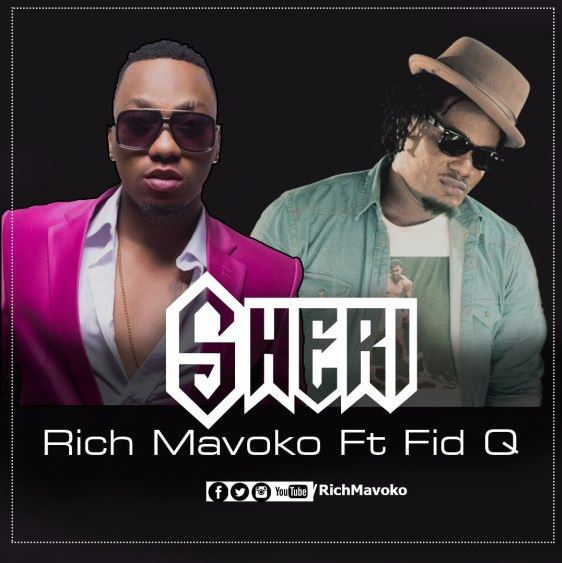Photo of Audio | Rich Mavoko Ft Fid Q – SHERI | Mp3 Download