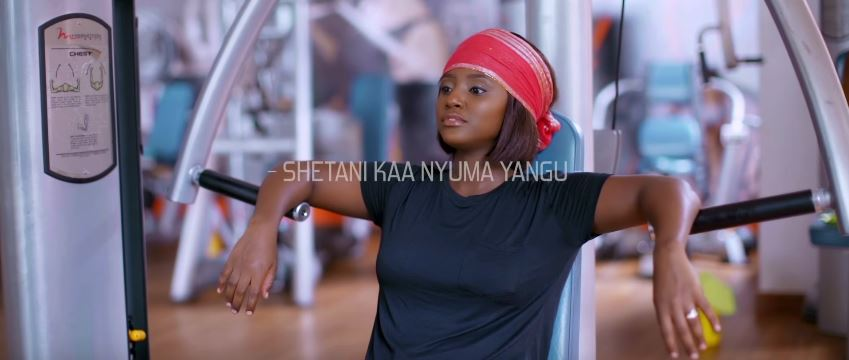 Photo of New VIDEO: Nancy Hebron – Shetani Kaa Nyuma Yangu