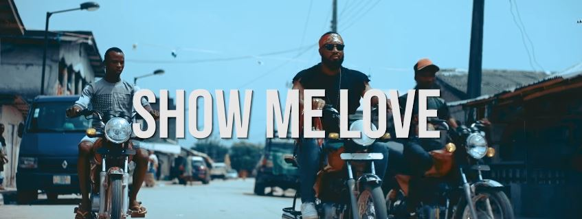 Photo of New VIDEO: Praiz – Show Me Love