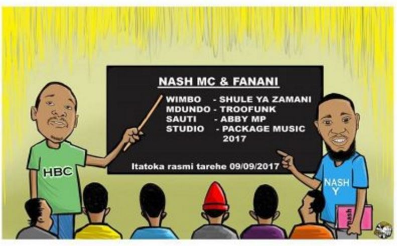 Photo of Audio | Nash Mc Ft Fanani – Shule Ya Zamani | Mp3 Download